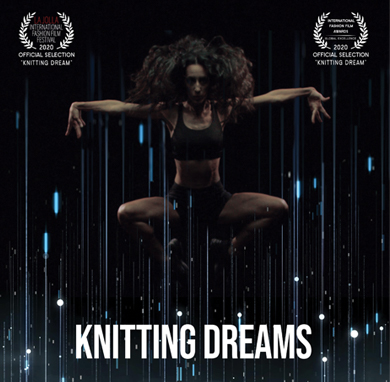 Poster Knitting Dreams